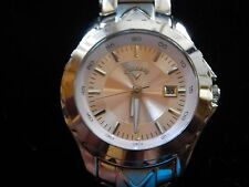 New Callaway Golf Gems Women's Casual Sport Watch Stainless Steel CY218 SOLD OUT