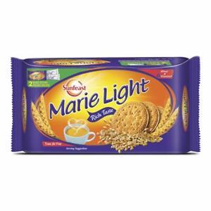 Sunfeast Marie Light, 200 g x 3 pack (free shipping world)