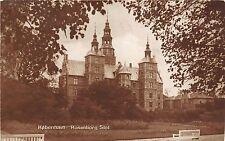 B4090 Denmark Kobenhavn Rosenborg Slot 1927  front/back scan
