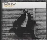 David Gray - Babylon CD (Single)