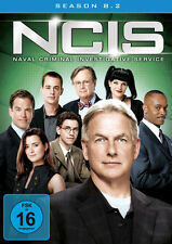 3 DVDs * NCIS -  STAFFEL / SEASON 8.2 - NAVY # NEU OVP +
