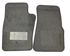 New Floor Mats Custom Logo PickupTruck Medium Graphite Grey Gray For Ranger