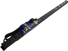 """48"""" Metal Power Strip with 18 Outlets, EPS-4189N1"""