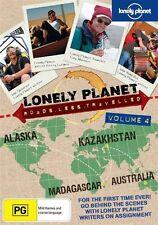 Lonely Planet Roads Less Travelled (Alaska,Kazakhstan,Madagascar, Australia VGC