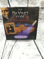 The Davinci Code Mona Lisa Revealed Mystery Jigsaw Puzzle 750 Pieces - Brand New