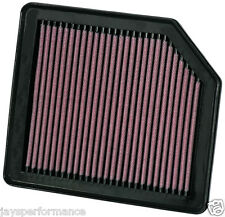 KN AIR FILTER (33-2342) REPLACEMENT HIGH FLOW FILTRATION
