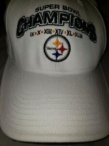 Steelers Super Bowl Champion Baseball Hat