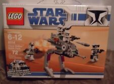 LEGO STAR WARS Clone Walker Battle Pack Set 8014 New Sealed Clone Trooper Minfig