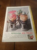 1962 Coca Cola Coke Ad - i Refreshing NEW Feeling!