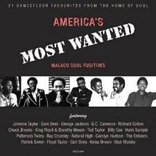 AMERICA'S MOST WANTED VOLUME 1 Various NEW & SEALED MODERN SOUL CD (GRAPEVINE