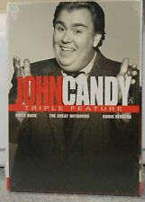 John Candy: Comedy Favorite Collection (DVD, 2007, 2-Disc Set) BRAND NEW