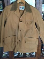 Duxbax True Vintage Hunting Fishing Game Coat Jacket Size 46 Excellent Condition