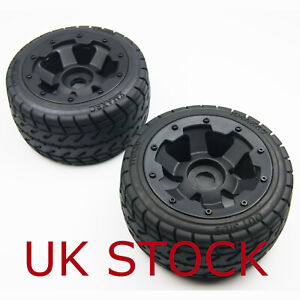 Rear On road Wheel Tire tyre Wheels for HPI Baja Buggy 5B SS buggy
