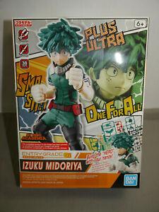 My Hero Academia Entry Grade Izuku Midoriya Model Kit Bandai (Kan