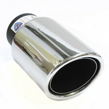Cromo Silenciador de Tubo Escape Ribete Punta la Tubería para Mazda Scrum 323