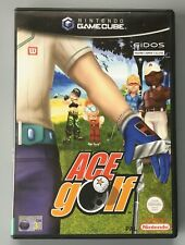 Nintendo GameCube  Ace Golf Game 3+  Includes the Manual