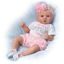 Violet Parker Kaylie's Brand Sparkling New Baby Doll