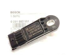 Bosch Map Sensor Manifold Air Pressure For Renault 2.0 dCi 0281002961