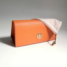 TORY BURCH Sunglasses Case + Pouch New Authentic