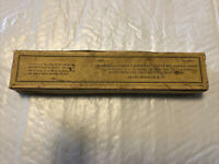 VINTAGE CRAFTSMAN CLARK PATTERN EXPANSIVE BIT WITH 2 CUTTERS No. 4193 With Box