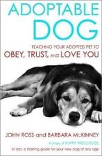 3 bks: TEACH YOUR ADOPTED PET + 50 Games to Play w Your Dog + RACING IN THE RAIN