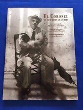 EL CORONEL NO TIENE QUIEN LE ESCRIBA - FIRST EDITION BY GABRIEL GARCIA MARQUEZ
