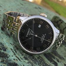 Tissot T-Classic Le Locle Automatic Dress Watch T006407B 39.5mm