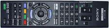 SONY REMOTE CONTROL GENUINE RM-GD031 RMGD031 also RMGD030 RM-GD030(missing 3D)
