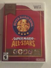 NEW NINTENDO Wii NES CLASSIC GAMING SUPER MARIO ALL STARS 1 2 3 & LOST LEVELS