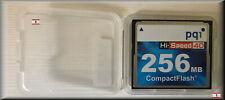 PQI Compact Flash CF-Card 256MB