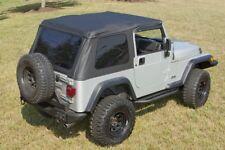 Rugged Ridge 13750.35 Black Diamond Bowless XHD Soft Top 1997-2006 Jeep Wrangler