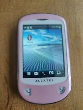 ALCATEL One Touch OT-710 - PINK (Unlocked) Mobile Phone