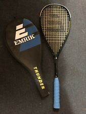 Emrik Thunder Graphite Squash Racquet And Cover