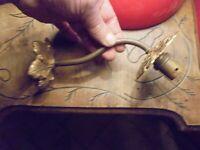Lampe Applique Murale Col de Cygne à partir  Pièces de Lustrerie idéale Dressing