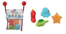 Spritzer Meerestiere für Badewanne Badespaß Wasserspielzeug von TOLO 50404