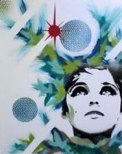 Banksy Medium (up to 36in.) Art Paintings