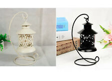 NEW Style Moroccan Large Garden Lantern Candle Holder Table Filigree Tealight