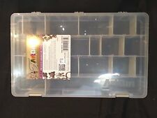 """ArtBin Tarnish Inhibitor Solutions Box Mult Compartments 14""""X8.5""""X2""""-6 Pack Deal"""