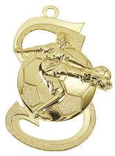 Pokale & Preise 10 Fußball-Medaillen mit Deutschland-Bändern D4A