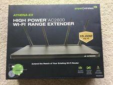 Amped Wireless Athena-EX, high power AC2600 Wifi Range Extender