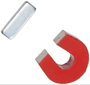 Horseshoe Pocket Magnet with north and south pole 25mm Strong pickup tool