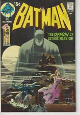 Batman # 227 Neal Adams cover VFN Condition Key Issue 1970 DC Comics