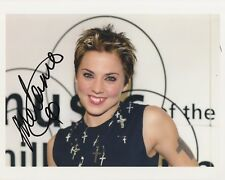 Melanie C - The Spice Girls - In Person Signed Colour Photograph.
