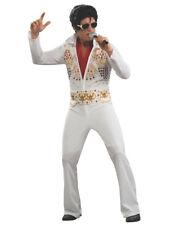 "Elvis Presley Costume, Mens Classic Outfit, Medium, CHEST 38 - 40"""