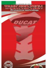 DUCATI SUPERSPORT MOTORCYCLE TANK PROTECTOR PAD CLEAR PROTECK  ITALY
