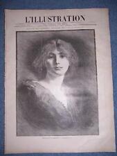 L'ILLUSTRATION 2670 DU 28/4/1894 LE SALON DE 1894 PEINTURES ET SCULPTURES