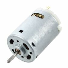 12V DC 6000RPM Torque Magnetic Mini Electric Motor for DIY Toys Cars S*