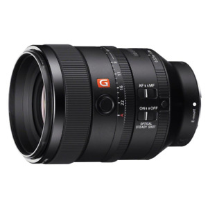 A- Sony FE 100mm F2.8 STF G Master OSS Lens