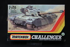 YM079 MATCHBOX 1/76 maquette tank char 40178 Challenger MBT