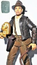 INDIANA JONES Raiders of the Lost Ark INDY fertility IDOL complete kenner hasbro